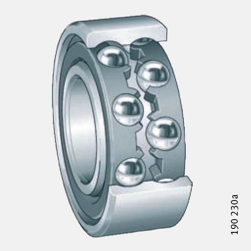 Deep groove ball bearings Double Row