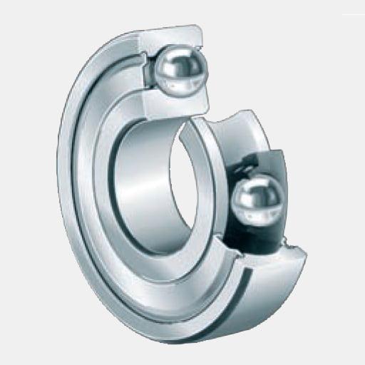 Deep groove ball bearings Gab Seals