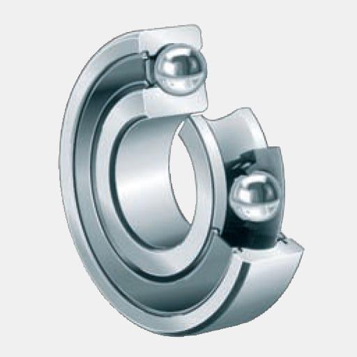 Deep groove ball bearings Lip Seals